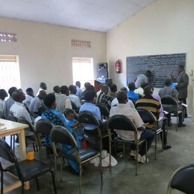 Leadership Training 2015