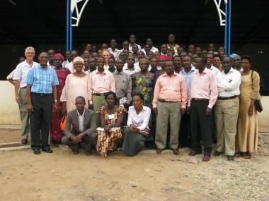 Training Delegates, Bujumbura, Burundi